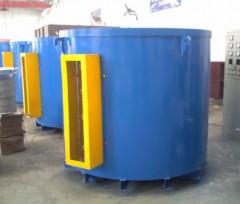 井式加热电阻炉